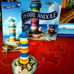 Phare Andole : devenez gardien de phare !