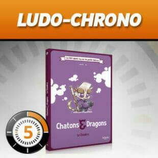 LUDOCHRONO – Chatons & Dragons – La BD dont tu es le petit héros