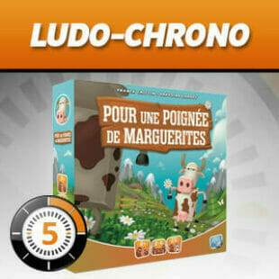 LUDOCHRONO – Pour une poignée de Marguerites