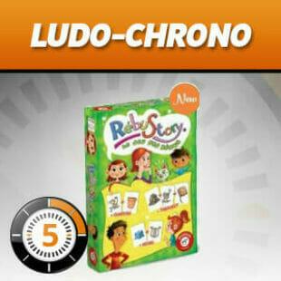 LUDOCHRONO – Rébustory