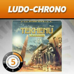 LUDOCHRONO – Tekhenu: L'obelisque du Soleil