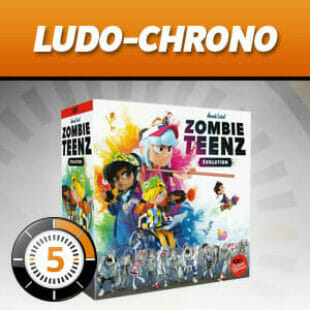 LUDOCHRONO – Zombie Teenz Evolution