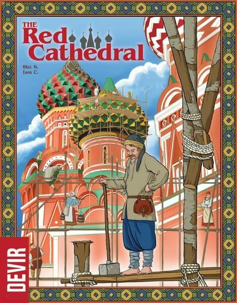RED CATHEDRAL JEU