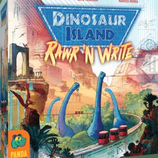 Dinosaur Island: Rawr 'n Write (2021)