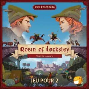 Robin of Locksley-Couv-Jeu de société-Ludovox