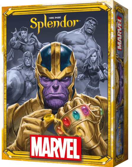 Splendor Marvel-Couv-Jeu de société-Ludovox