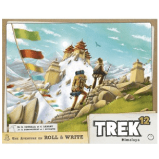 Trek 12 – Roll for the mountains