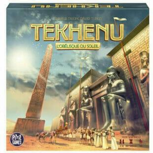 Tekhenu: L'obelisque du Soleil