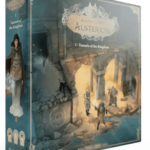 Adventures in Austerion – Les Tunnels du Royaume