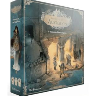 Du Jdr au j2s avec Adventures in Austerion – Les Tunnels du Royaume