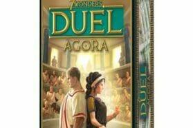 7 Wonders Duel : Agora, la politique entre en scène