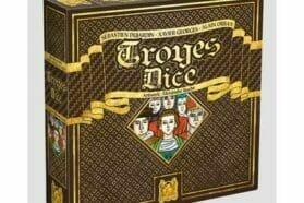 Troyes Dice : Retour à Troyes dans un Roll & Write