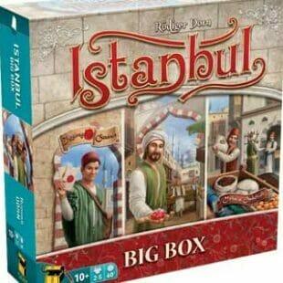 Istanbul Big Box : Tout l'Orient dans une grosse boite.
