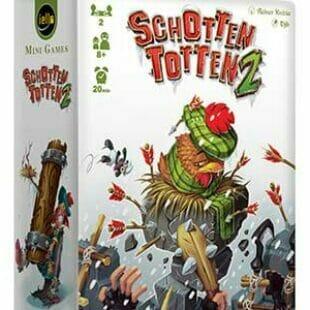Schotten Totten 2 : Reiner Knizia dépasse les bornes ?