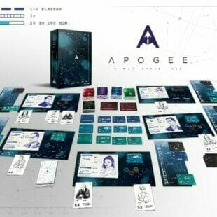 Apogee: A New Space Tale