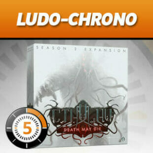 LUDOCHRONO – Cthulhu: Death May Die – Season 2 Expansion