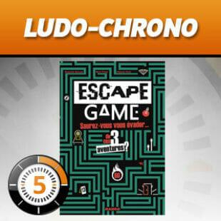 LUDOCHRONO – Escape Game: La gamme