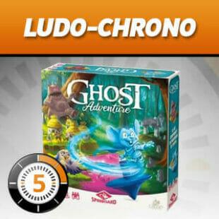 LUDOCHRONO – Ghost Adventure