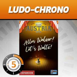 LUDOCHRONO – Grand Austria Hotel: Let's Waltz!