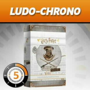 LUDOCHRONO – Harry Potter : Bataille à Poudlard – Défense contre les Forces du Mal