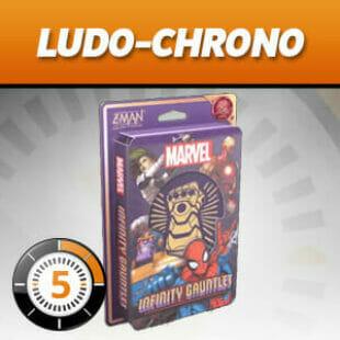 LUDOCHRONO – Marvel : Le Gant d'Infinité