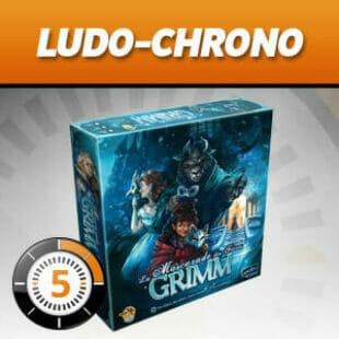 LUDOCHRONO – La mascarade des frères Grimm