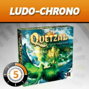 LUDOCHRONO – Quetzal