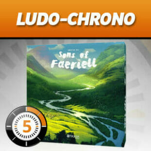 LUDOCHRONO – Sons of Faeriell