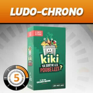 LUDOCHRONO – Kiki va Sortir Les Poubelles ?