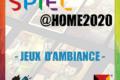 Spiel @home 2020 – Jeux d'Ambiance