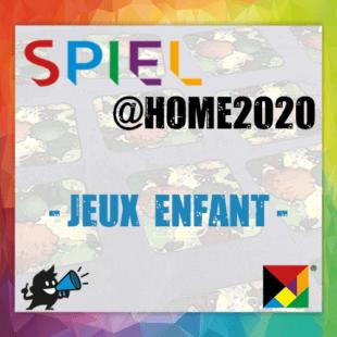 Spiel @home 2020 – Jeux Enfant