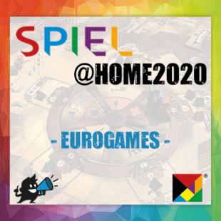 Spiel @home 2020 – Jeux Expert – Eurogames