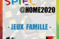 Spiel @home 2020 – Jeux Famille