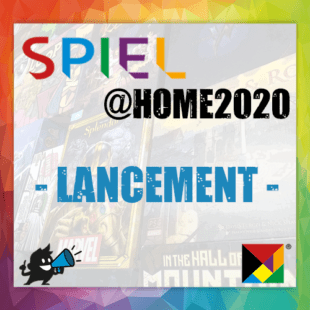 Spiel @home 2020 – Le lancement