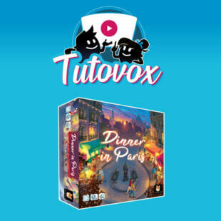Tutovox – Dinner in Paris