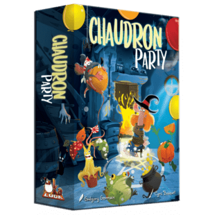Chaudron Party