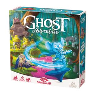 Ghost Adventure, la surprise toupie dans l'ombre