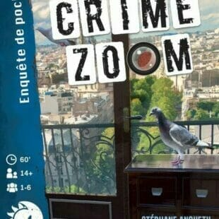 Crime Zoom: Oiseau de malheur