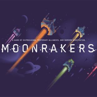 Moonrakers, combinaisons et pourparlers