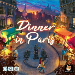 Dinner in Paris – La cuisine à la française