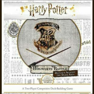 Harry Potter : Bataille à Poudlard – Défense contre les Forces du Mal