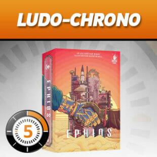 LUDOCHRONO – Ephios