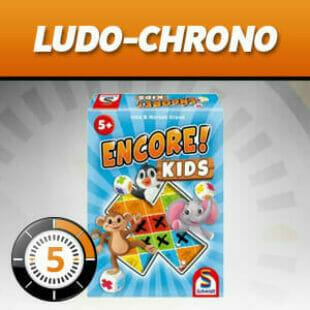LUDOCHRONO – Encore ! Kids