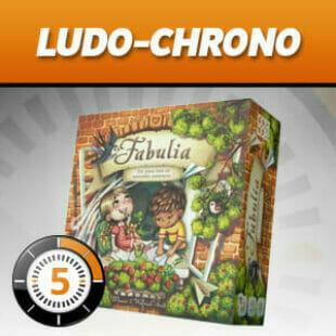 LUDOCHRONO – Fabulia : Extension – En Route Vers de Nouvelles Aventures