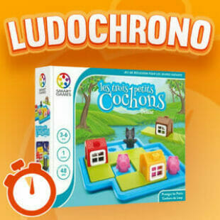 LUDOCHRONO – Trois Petits Cochons Deluxe