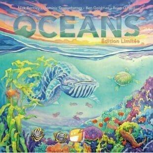 Oceans an evolution game