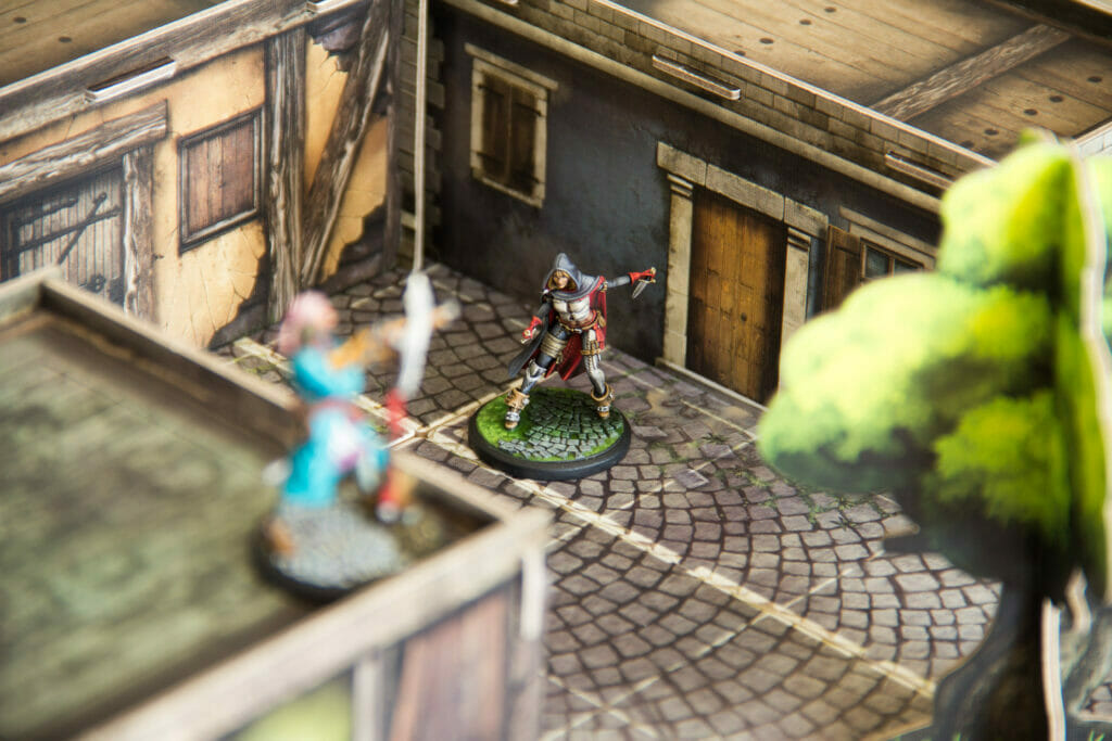 Painted Miniatures (1)