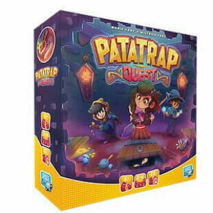 Patatrap Quest : Miroir, porte, trésors