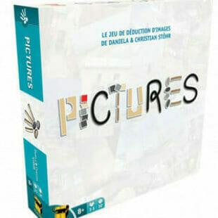 Pictures : l'art Pictural arrive en français chez Matagot