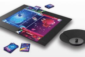 SquareOne, la console de jeux de société de Wizama actuellement sur KS